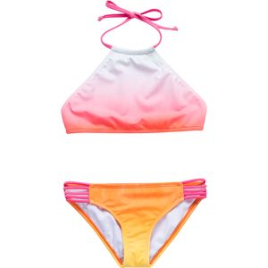 Billabong Hazy Daze Hi Neck Bikini Set - Girls'