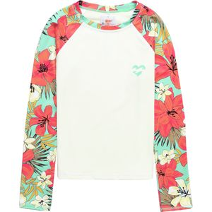 Billabong Aloha Sun Long-Sleeve Rasguard - Toddler Girls'