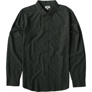 Billabong All Day Jacquard Long-Sleeve Shirt - Men's