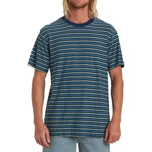 Billabong Die Cut Stripe Crew Shirt - Men's