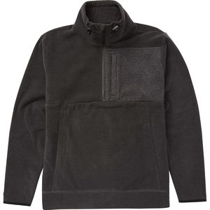Boundary Mock 1/2-Zip Jacket - Men's