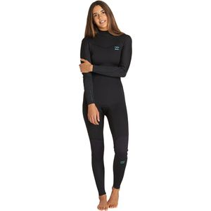 Billabong 4/3 Furnace Synergy Chest-Zip Full Wetsuit - Women's