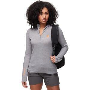 Half-Zip Lodge Pullover - Women's