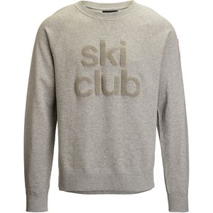 Black Crows Ski Club Crew Sweatshirt - Men's