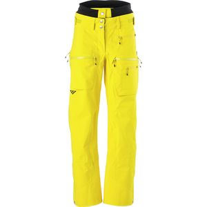 Yellow Women's Ski Pants & Bibs | Backcountry.com