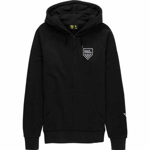 Black Crows Full-Zip Hoodie - Men's