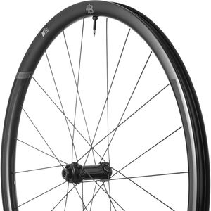 Black Inc Thirty AR Carbon Disc Brake Wheelset - Tubeless