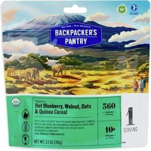 Backpacker's Pantry Organic Blueberry Walnut Oats & Quinoa Buy