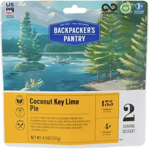 Backpacker's Pantry Coconut Key Lime Pie