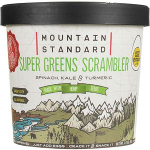 Backpacker's Pantry Super Greens Egg Scramblers