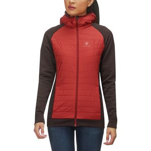 BLACKYAK Burlina Hooded Jacket - Women's