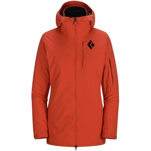 Black Diamond Zone Shell Insulated Jacket - Women's