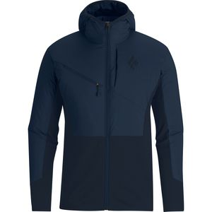 Black Diamond Deployment Hybrid Hooded Jacket - Men's