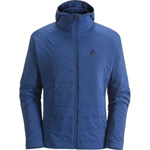 Black Diamond First Light Insulated Hooded Jacket - Men's