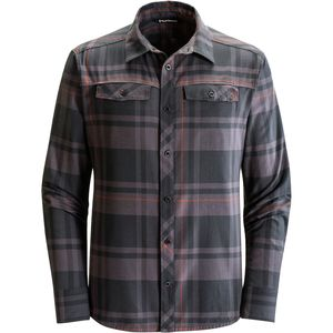 Black Diamond Technician Long-Sleeve Shirt - Men's