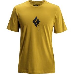 Black Diamond Placement T-Shirt - Men's