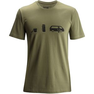 Black Diamond Dirtbag T-Shirt - Men's