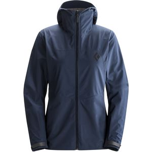 Black Diamond Liquid Point Shell Jacket - Women's