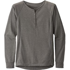 Black Diamond Attitude Henley Shirt - Men's