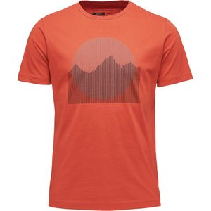 Black Diamond Landscape T-Shirt - Short-Sleeve - Men's