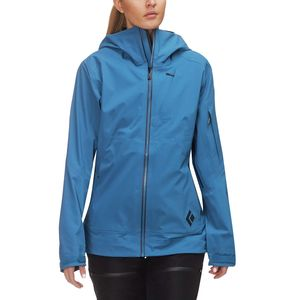 Black Diamond Mission Shell Jacket - Women's