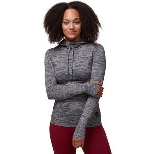 Black Diamond Crux Hoodie - Women's