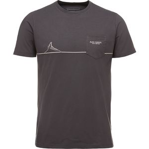 Black Diamond Tower T-Shirt - Men's