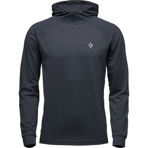 Black Diamond Alpenglow Hooded Shirt - Men's