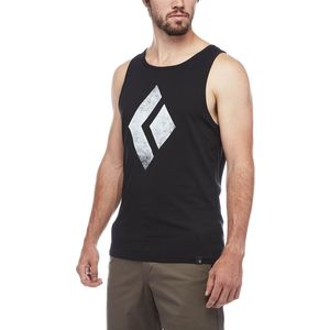 Black Diamond Chalked Up Tank Top - Men's