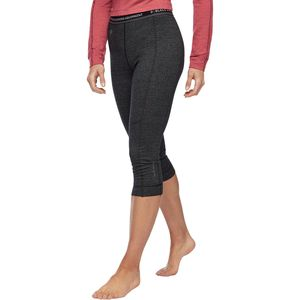 Black Diamond Solution 150 Merino Baselyer 3/4 Bottom - Women's