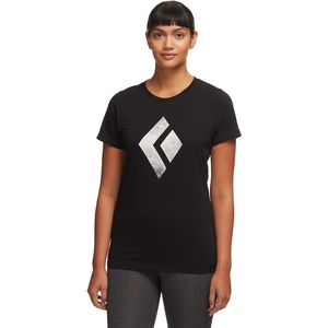 Black Diamond Chalked Up Tee - Women's