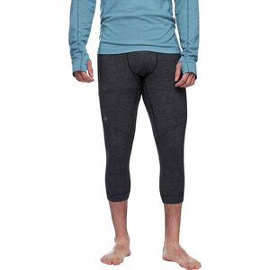 Black Diamond Solution 150 Merino Base 3/4 Bottom - Men's