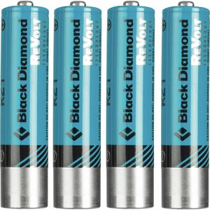 Black Diamond AAA Rechargeable Battery - 4-Pack