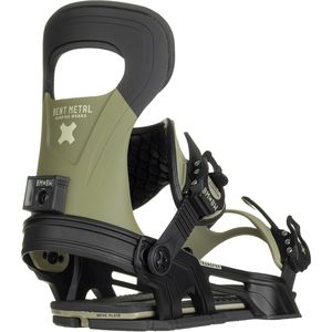 Bent Metal Transfer Snowboard Binding