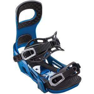Bent Metal Joint Snowboard Binding - Men's