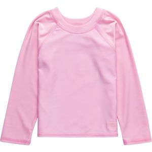 Banana Boat Long-Sleeve Rashguard - Little Girls'