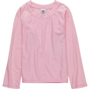 Banana Boat Long-Sleeve Rashguard - Girls'