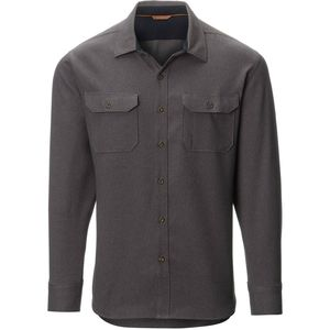 Basin and Range Woodside Heavyweight Quick-Dry Flannel Shirt - Men's