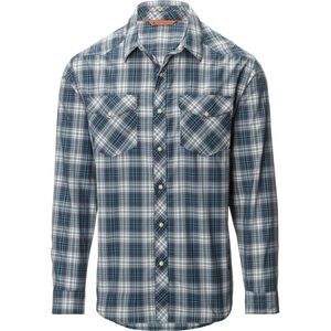 Basin and Range Silver King Quick-Dry Plaid Shirt - Men's