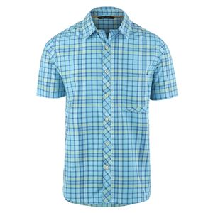 Basin and Range Flying Dog Plaid Shirt - Men's