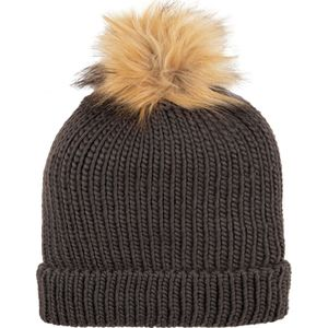 Basin and Range Calf Creek Pom Beanie - Women's