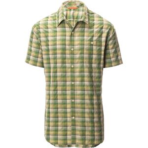 Basin and Range Notch Peak Performance Plaid Short-Sleeve Shirt - Men's