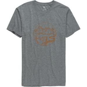 Basin and Range Artist Jonas Claesson Short-Sleeve T-Shirt - Men's