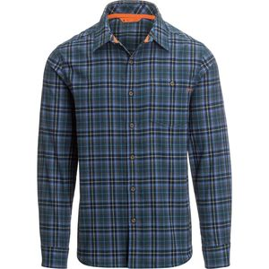 Basin and Range Buckskin Stretch Flannel Shirt - Men's