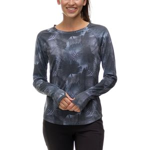Basin and Range White Pine Raglan Shirt - Women's
