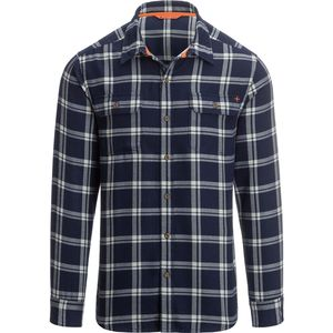 Basin and Range Woodside Ridge Midweight Quick-Dry Flannel Shirt - Men's