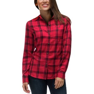 Basin and Range Snow Creek Flannel Shirt - Women's