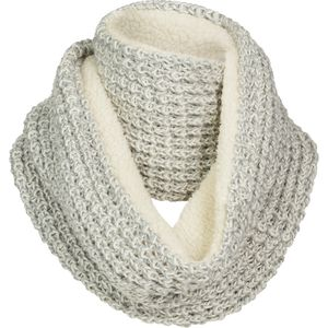 Basin and Range Sherpa Lined Infinity Scarf