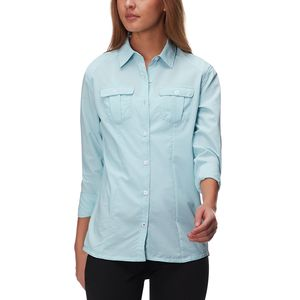 Basin and Range Provo River Long-Sleeve Sun Shirt - Women's