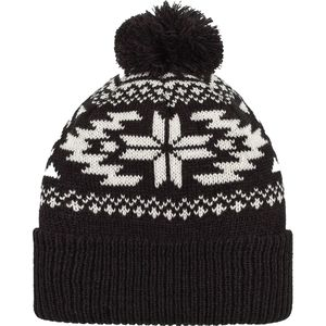 Basin and Range Snowflake Beanie - Women's
